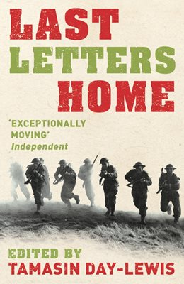 Book cover for Last Letters Home