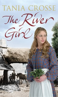 Book cover for The River Girl