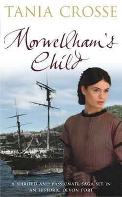 Book cover for Morwellham's Child