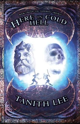 Book cover for Here in Cold Hell