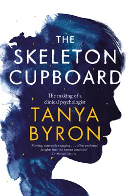 Book cover for The Skeleton Cupboard