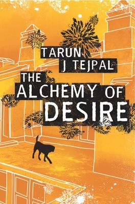 Book cover for The Alchemy of Desire