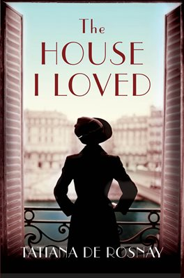 Book cover for The House I Loved