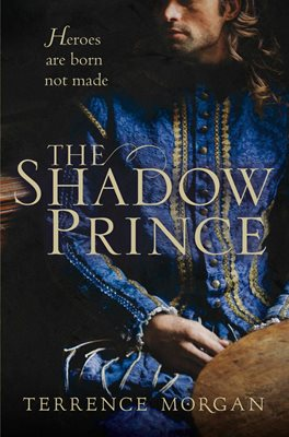 Book cover for The Shadow Prince