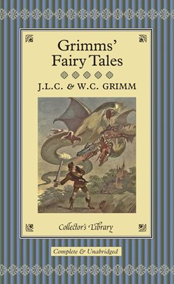 Book cover for Grimms' Fairy Tales