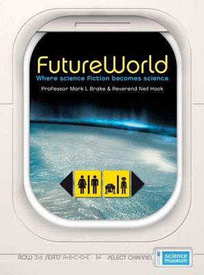 Book cover for Futureworld
