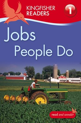 Book cover for Kingfisher Readers: Jobs People Do...