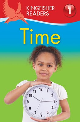 Book cover for Kingfisher Readers: Time (Level 1...