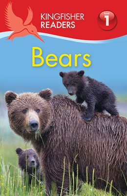 Book cover for Kingfisher Readers: Bears (Level 1...