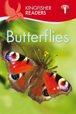 Book cover for Kingfisher Readers: Butterflies...