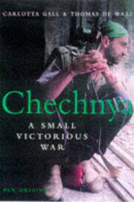 Book cover for Chechnya