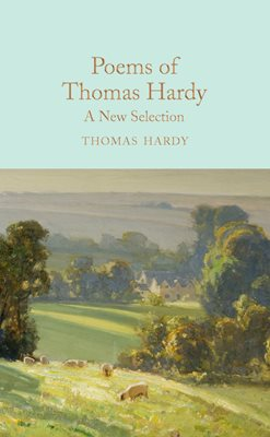 Book cover for Poems of Thomas Hardy