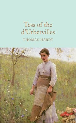 Book cover for Tess of the d'Urbervilles