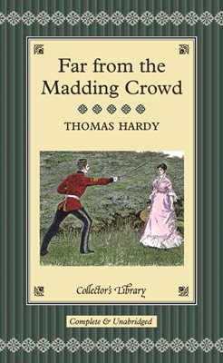 Book cover for Far from the Madding Crowd