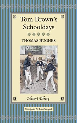 Book cover for Tom Brown's Schooldays