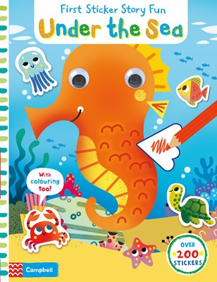 Book cover for Under the Sea