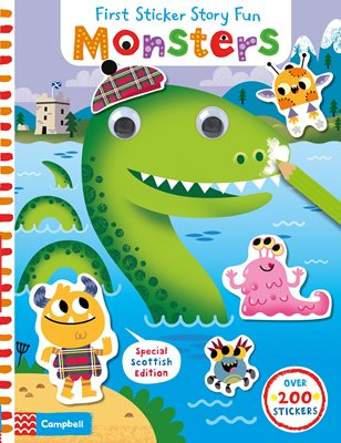 Book cover for Monsters