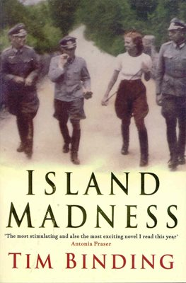 Book cover for Island Madness