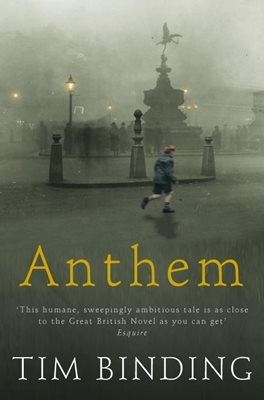 Book cover for Anthem