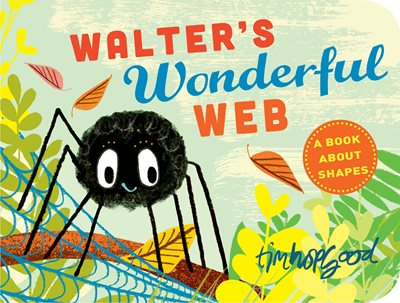 Book cover for Walter's Wonderful Web
