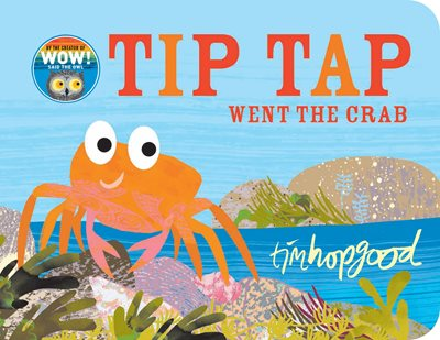 Book cover for TIP TAP Went the Crab