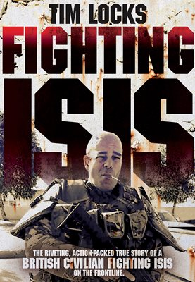 Book cover for Fighting ISIS