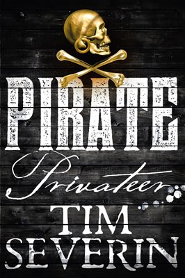 Book cover for Privateer