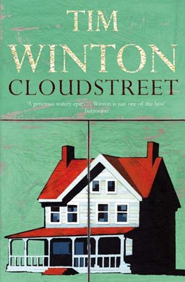 Book cover for Cloudstreet