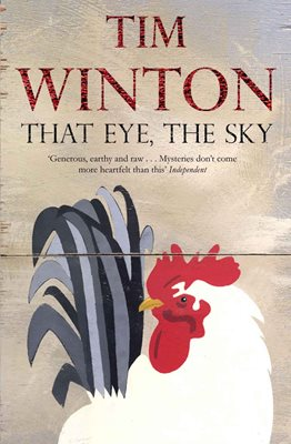 Book cover for That Eye, the Sky