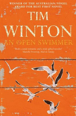 Book cover for An Open Swimmer