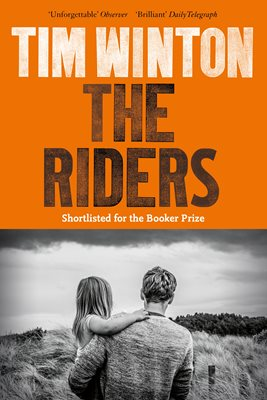 Book cover for The Riders