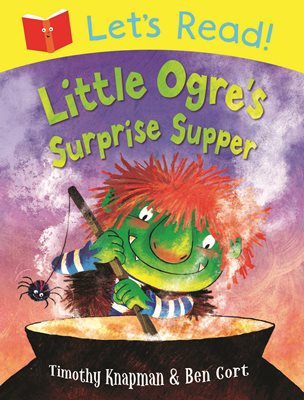 Book cover for Let's Read! Little Ogre's Surprise...