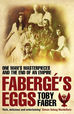 Book cover for Faberge's Eggs