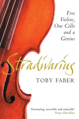 Book cover for Stradivarius
