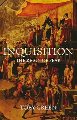 Book cover for Inquisition