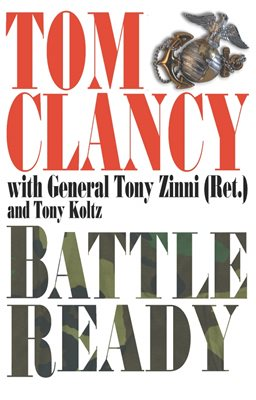 Book cover for Battle Ready