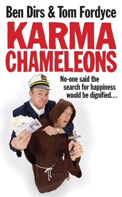 Book cover for Karma Chameleons