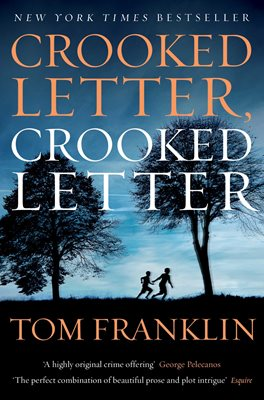 Book cover for Crooked Letter, Crooked Letter