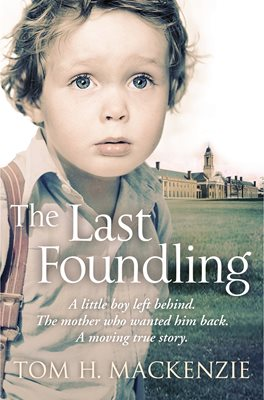 Book cover for The Last Foundling