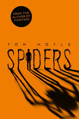 Book cover for Spiders