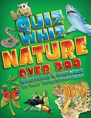 Book cover for Quiz Whiz Nature