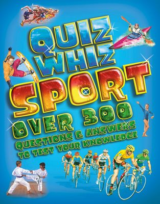 Book cover for Quiz Whiz: Sport