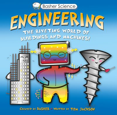 Book cover for Basher Science: Engineering