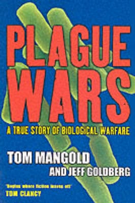 Book cover for Plague Wars