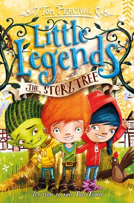 Book cover for The Story Tree