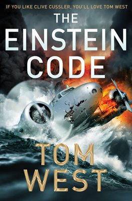 Book cover for The Einstein Code