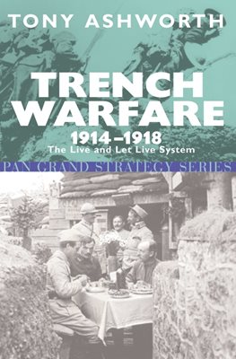 Book cover for Trench Warfare 1914-18