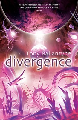 Book cover for Divergence