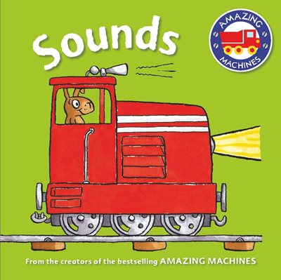 Book cover for Amazing Machines First Concepts: Sounds