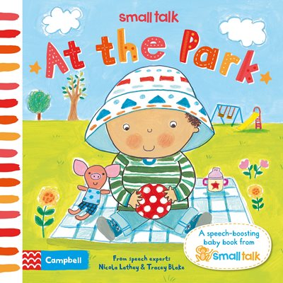 Book cover for Small Talk: At the Park